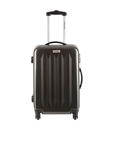 TRAVEL ONE Hartschalen Trolley Doron 45 cm (grau)