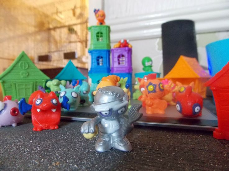 Zomlings - Brand New Collection series