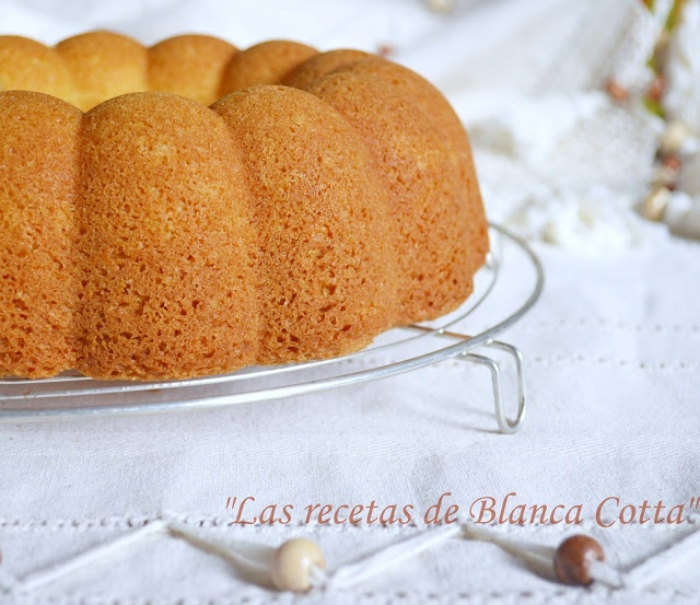 Blanca Cotta en nuestra cocina: Torta facilísima de limón