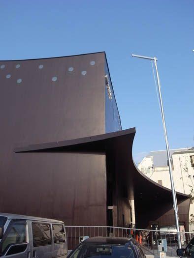 Za-Koenji Public Theatre - Toyo Ito 座・高円寺 - 伊東豊雄