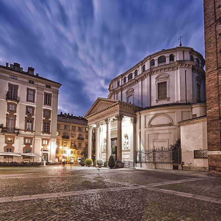 Photograph Turin, Santuario della Consolata by DenisRendesi on 500px