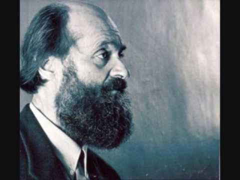 Arvo Part, Fratres (for violin, strings and percussion)