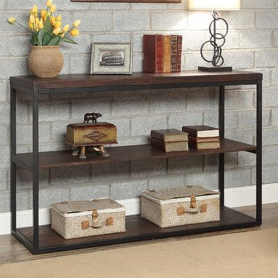 Cute console table at Wayfair! Shop Wayfair for Coast to Coast Imports LLC Valley Forge Console Table -