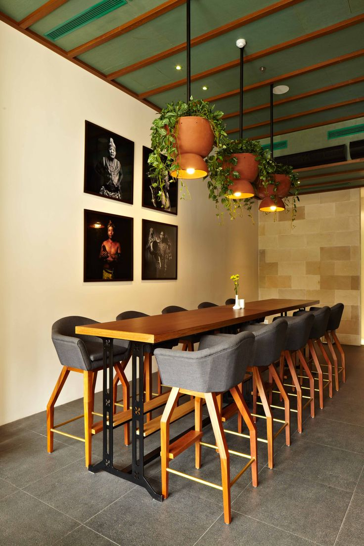 Dapour 100 Eatery Bar On Interior Design Served