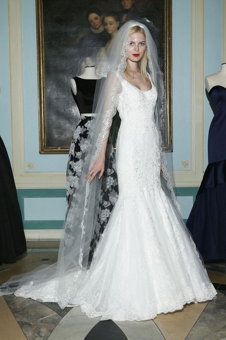 Carolina herrera wedding dress style imogen thomas