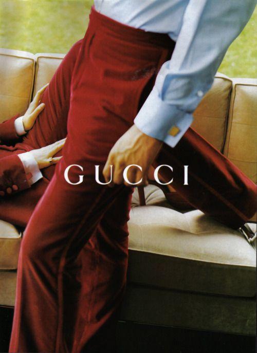 "chanelresort: ""Gucci F/W 1996 by Mario Testino """