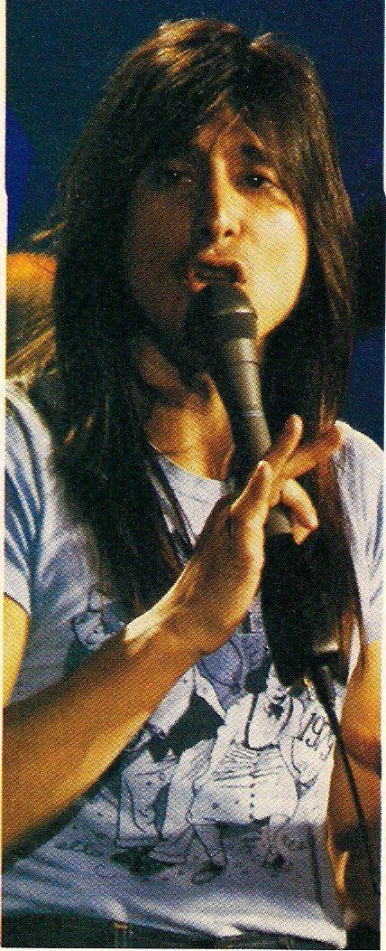 80's Hard Rock Steve ever❤♥❤