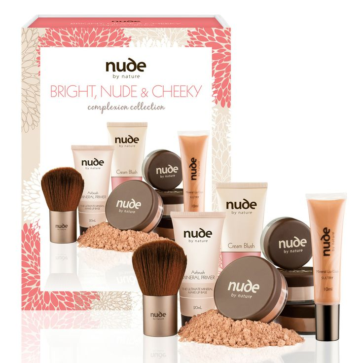 Bright, Nude & Cheeky Gift Pack - Limited Edition