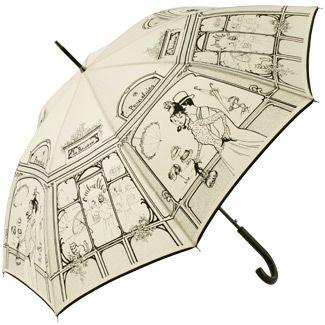 Boutique Umbrella by Guy de Jean