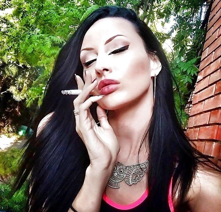 Pin on Smoking girls