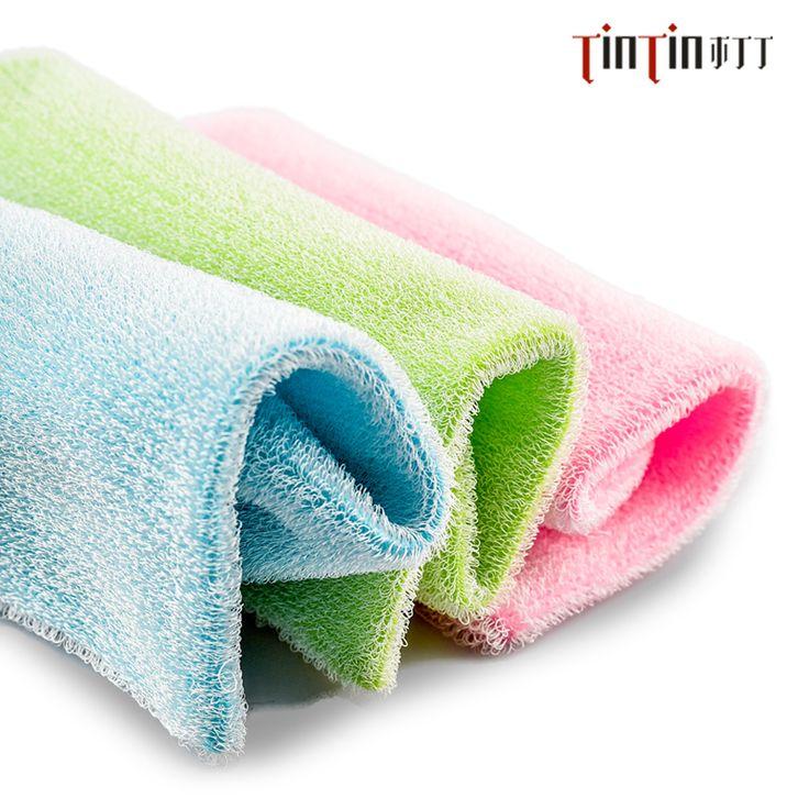 Вуд Тинтин Free Cuozao полотенце сильный трущиеся грязевые ванны перчатки сторону утолщения обеззараживание тянуть обратно бары разделочные ванны щетки -tmall.com Lynx