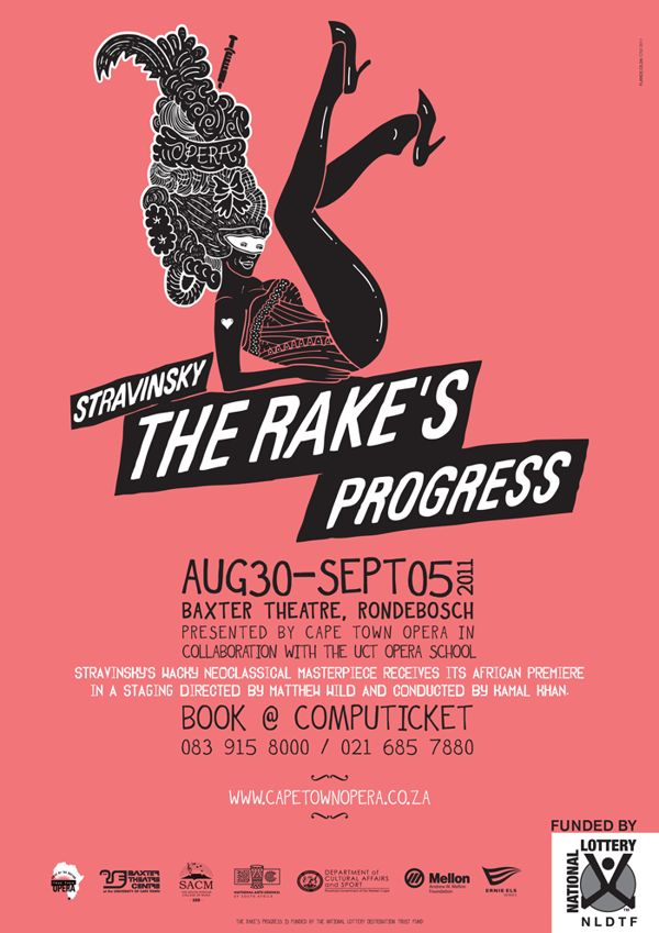 Cape Town Opera by Rudi de Wet  via Behance. 190 best Posters images on Pinterest   Poster designs  Design