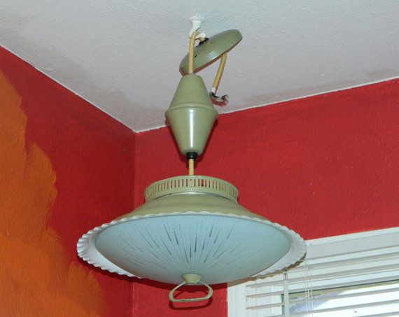 112 Best Mid Century Modern Images On Pinterest Kitchens Mesmerizing Pull  Down Dining Room Light 2018