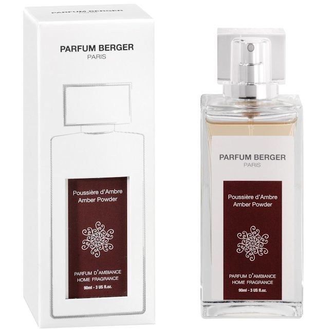 Parfum Berger Room Spray - Amber Powder - Style of Life