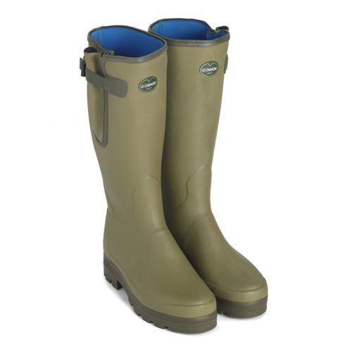 Le-Chameau-NEW-Vierzonord-Wellington-Boots-sizes-10-6-8-and-9