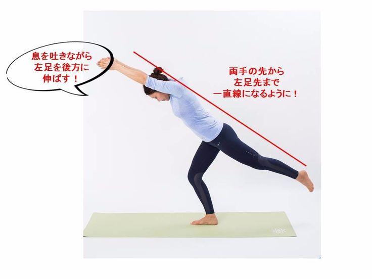 ぽっちゃり体型が気になるママライターを、村田さんが指導! 今回は、お尻上部にある大臀筋を鍛えるトレーニングです。「大臀筋は大きな筋肉のひとつ。この筋肉を鍛えると、痩せやすい体を作るだけでなく、筋肉でお