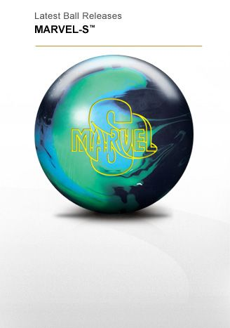 New Storm Bowling Release: Marvel-S™ 2013
