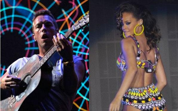 New Rihanna and Coldplay single!