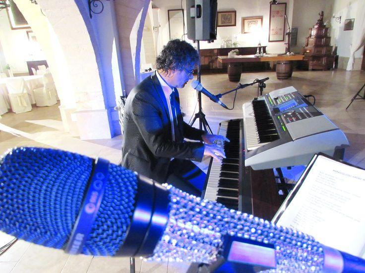 Musica per Eventi Matrimonio Piano Bar Animazione Lecce Bari Lugano