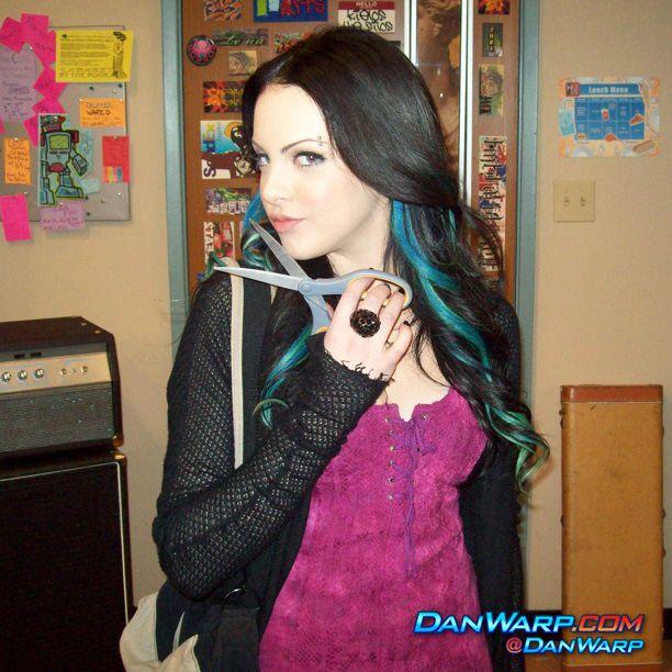 """Cuidado! A Jade pode dar uma """"tesourada"""" em você!"""
