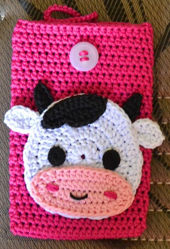 Cute Cow Phone Case