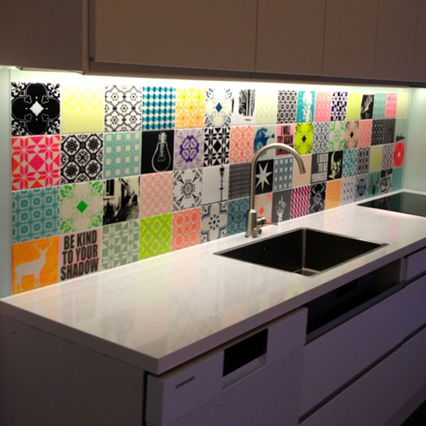 Personalize your own kitchen - ARTTILES - Ceramic - Shop