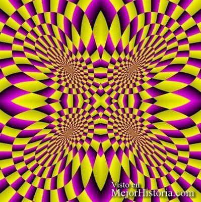 ilusiones opticas ESPECTACULARES