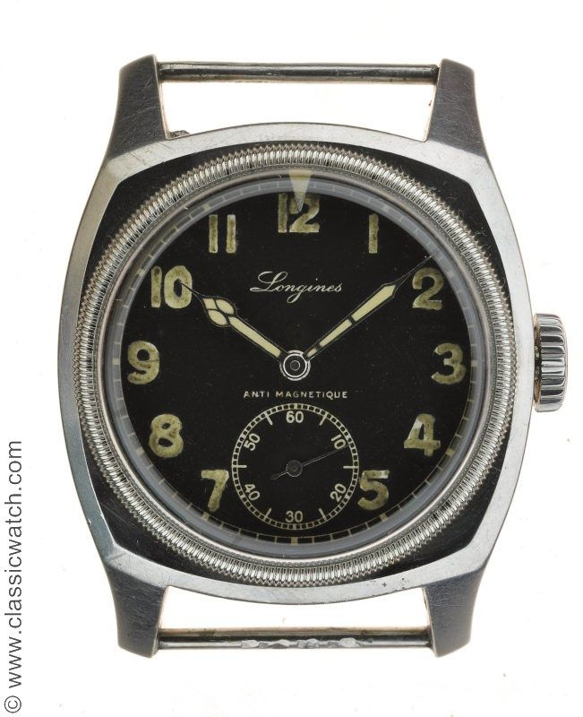 Longines vintage military watch — HODINKEE