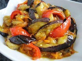 Баклажаны в кисло - сладком соусе | Кулинарные Рецепты