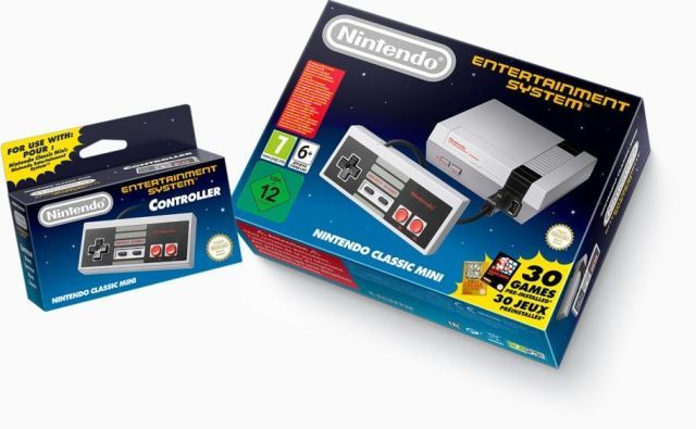 Nintendo is re-releasing the NES  - DigitalSpy.com