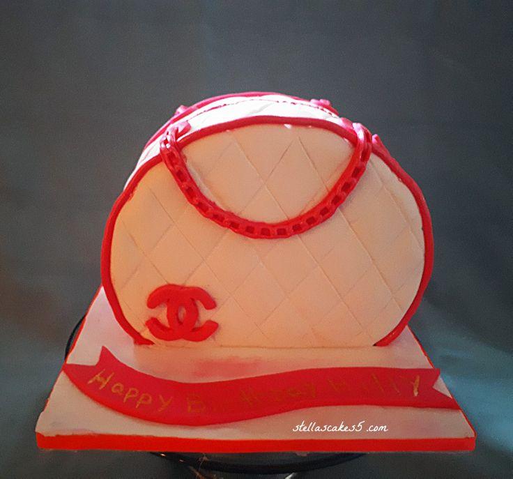 Designer Cake Bag