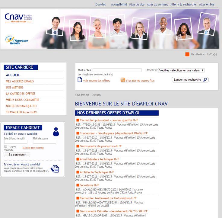 Caisse nationale d'assurance vieillesse - CNAVTS