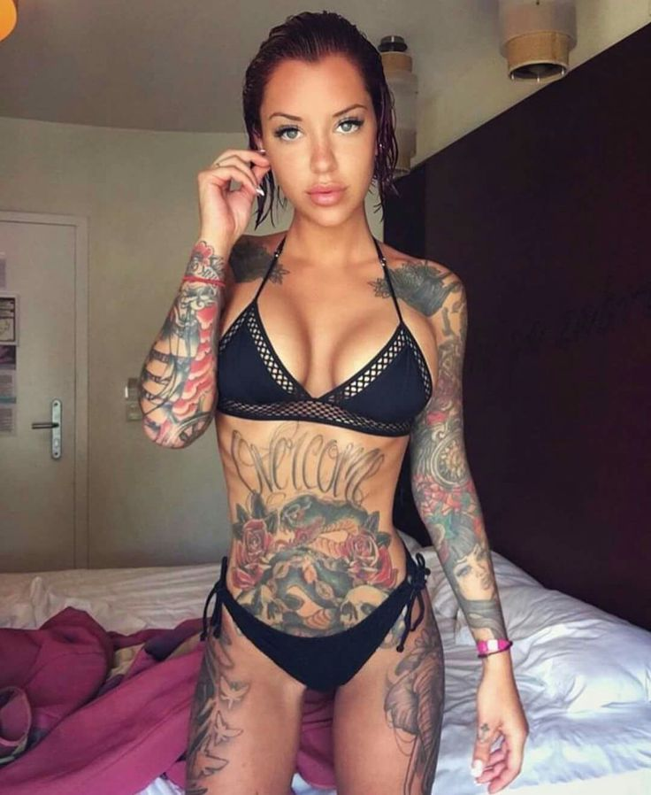 Tattoos for girls nude
