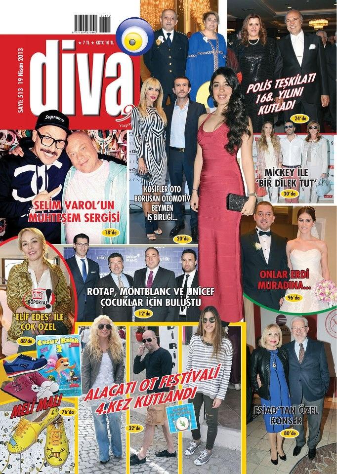 Diva dergisi, 19 Nisan sayısı yayında! Hemen okumak için: http://www.dijimecmua.com/divamagazin/