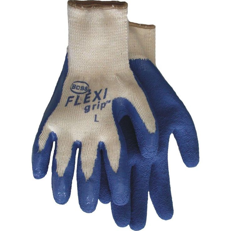 Boss Gloves 8426L Large Flexi Grip Knit Gloves - 2370-7748