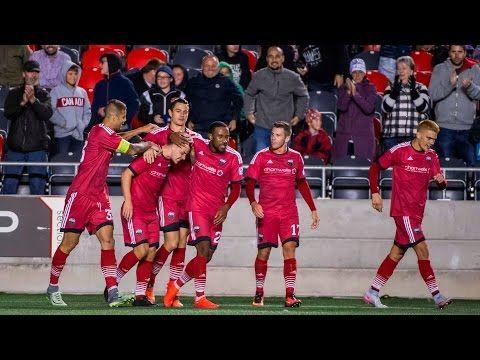 Highlights | Fury FC 3, Minnesota United FC 1 | Ottawa Fury FC