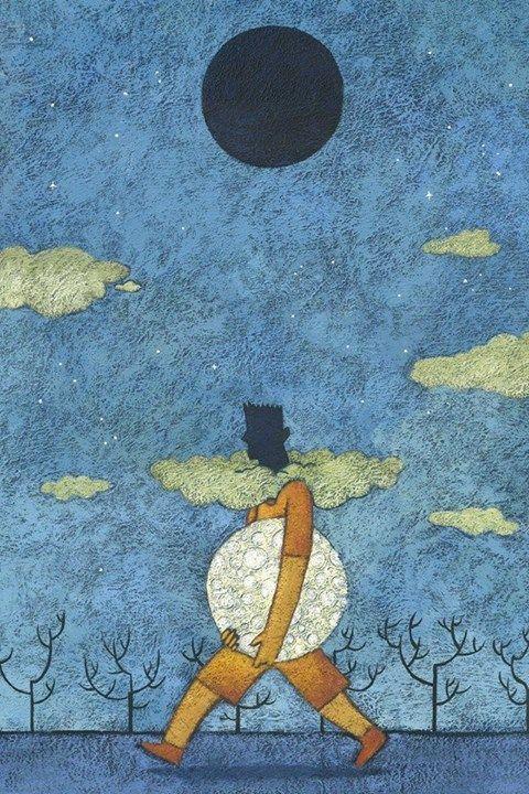 """Cover for """"Un cerchio nel buio"""""""