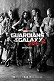 #9: THE GUARDIANS OF THE GALAXY VOL. 2  27X40 Original Movie Poster One Sheet 2017 Marvel