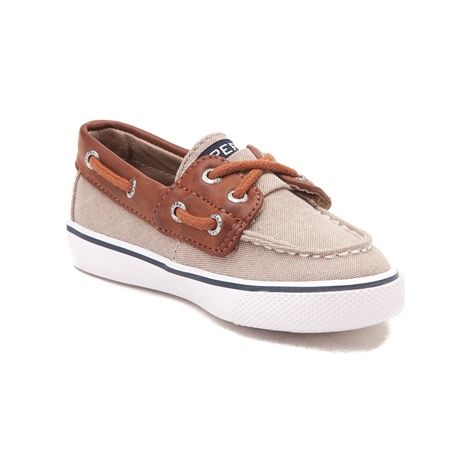 Toddler Sperry Top-Sider Bahama Boat Shoe