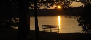 Eagles Mere, PA:    A small town in Central PA that my family has been vacationing in for the past 80+ years.   Activity centers around the gorgeous lake which is virtually unchanged thanks to strict conservancy regulations...