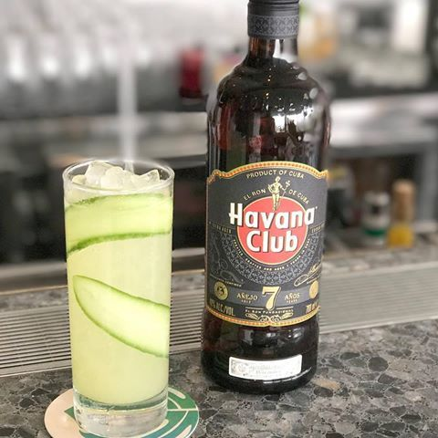 Come in tonight for a Bird of Paradise in The Terrace. Made with Havana Club 3 años rum, rondo aperitivo bio, Regal Rogue wild rose vermouth, passionfruit & crawleys real falernum, its sure to make you feel like flying...