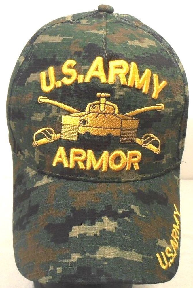 aaf6a670 MILITARY BALL CAP U.S. ARMY ARMOR HAT DIGITAL CAMO #fashion #clothing  #shoes #accessories #mensaccessories #hats (ebay link)