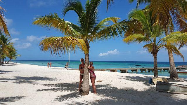 fascynujące podróże: Kobiecym okiem Dominikana