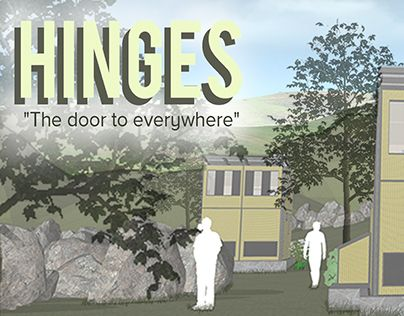 "Check out new work on my @Behance portfolio: ""HINGES"" http://be.net/gallery/57496573/HINGES"