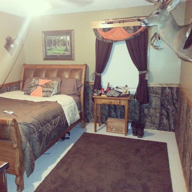 Camo room that I did!