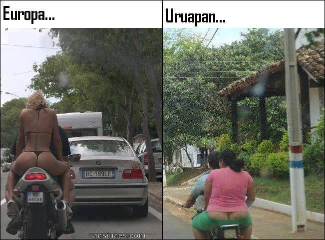 Europa vs Uruapan