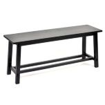 Kirkland's: Wood Black Farmhouse Bench sale $70