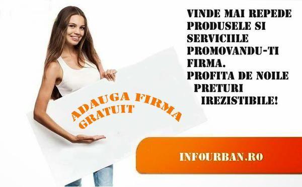 Alege pachetul de promovare dorit din cele disponibile! http://infourban.ro/tarife-pachete/