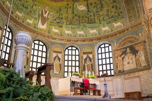 """Basilica di Sant'Apollinare in Classe, Ravenna"" by @AsgeirPedersen, via Flickr"