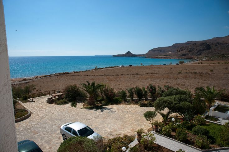 Another photo of the great sea view of our balconies!!